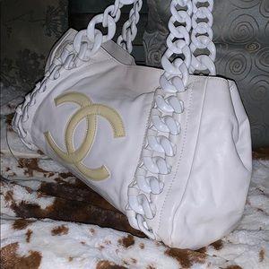 Chanel Large Modern Chain E/W Tote